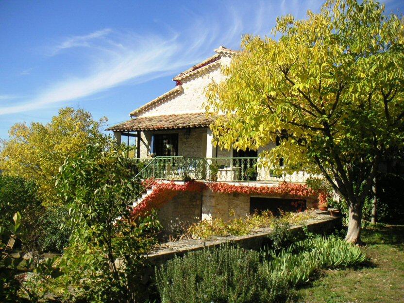 Gite rural location en languedoc location vacances dans for Le petit jardin uzes